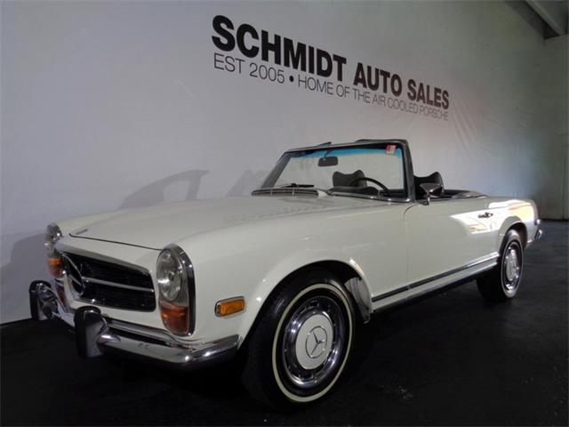 1971 Mercedes-Benz 280 | 882145