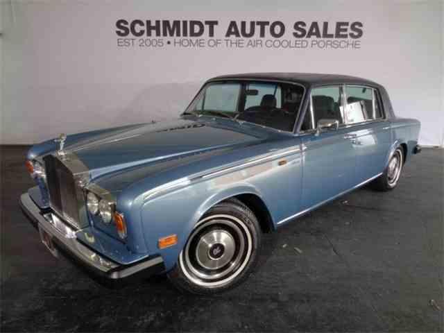 1980 Rolls-Royce Silver Wraith II   882151