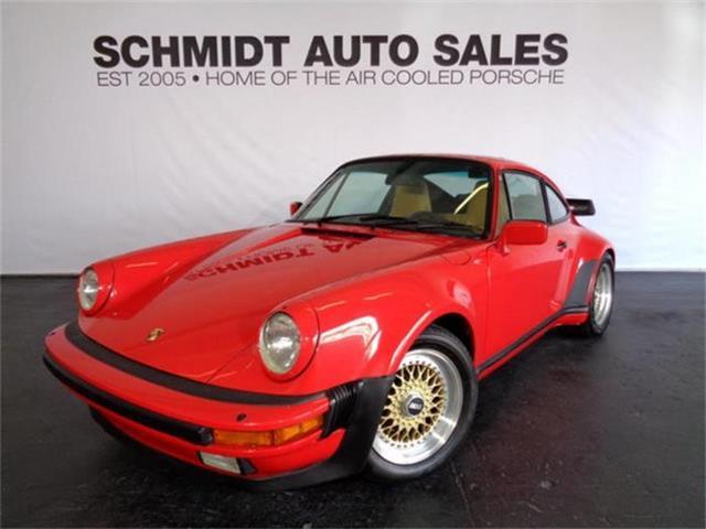 1986 Porsche 911 | 882156