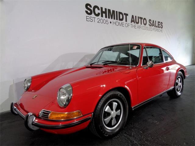 1971 Porsche 911-E | 882159
