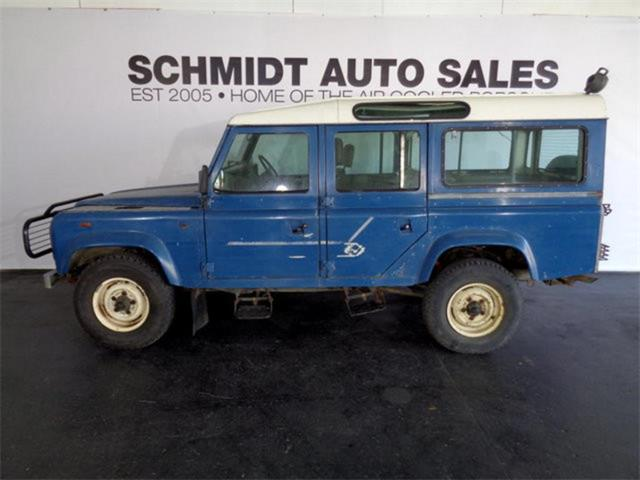 1984 Land Rover Defender | 882165
