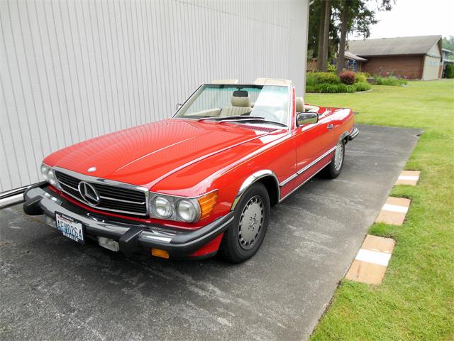 1988 Mercedes-Benz 560SL | 882168