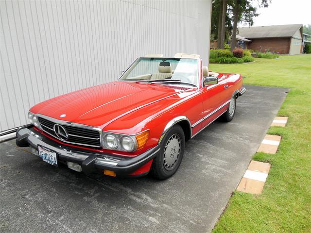 1988 Mercedes-Benz 560SL | 882168