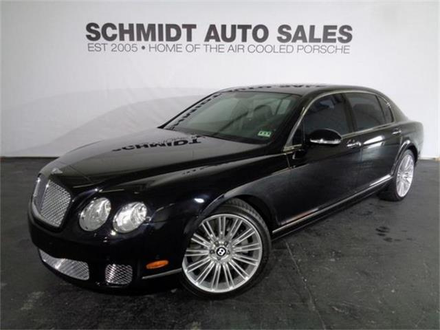 2010 Bentley Continental Flying Spur Speed | 882169