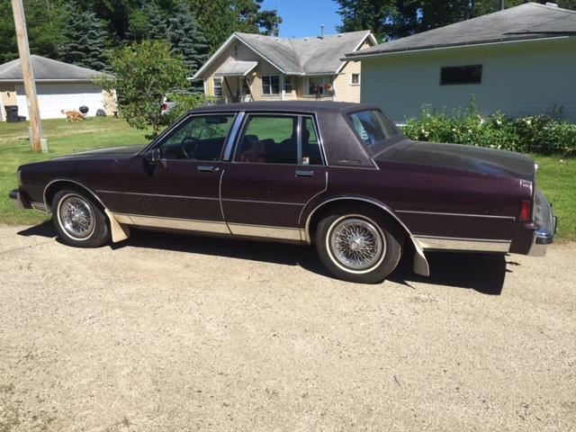 1987 Chevrolet Caprice | 882173
