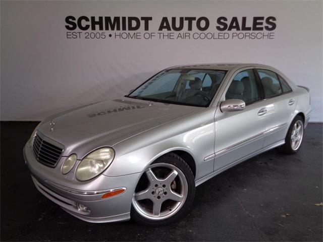 2004 Mercedes-Benz E-Class | 882178