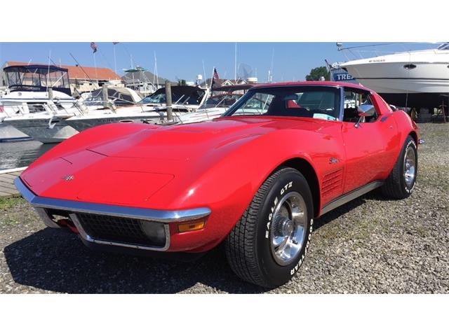 1971 Chevrolet Corvette | 880218