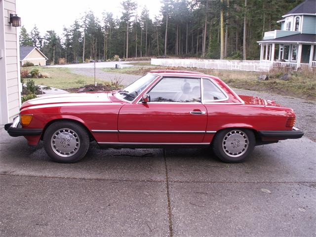 1988 Mercedes-Benz 560SL | 882186