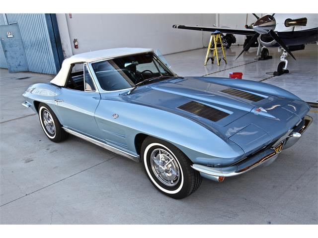 1963 Chevrolet Corvette Stingray | 882191