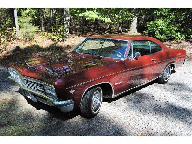 1966 Chevrolet Impala SS | 882194