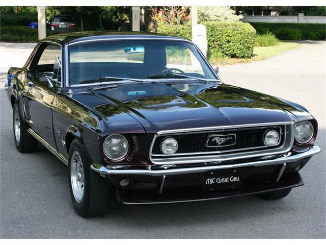 1968 Ford Mustang | 882198