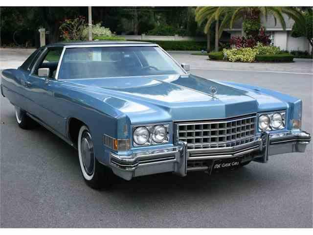 1973 Cadillac Eldorado | 882199