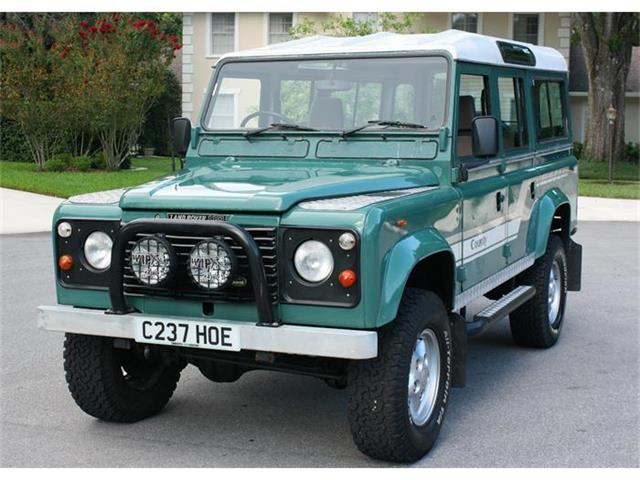1985 Land Rover Defender | 882201