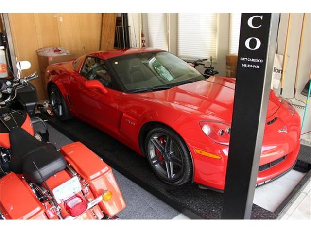 2007 Chevrolet Corvette Z06 | 882205