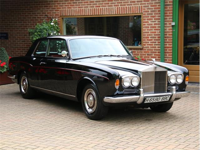 1967 Rolls-Royce Mulliner Park Ward Coupe LHD | 882216