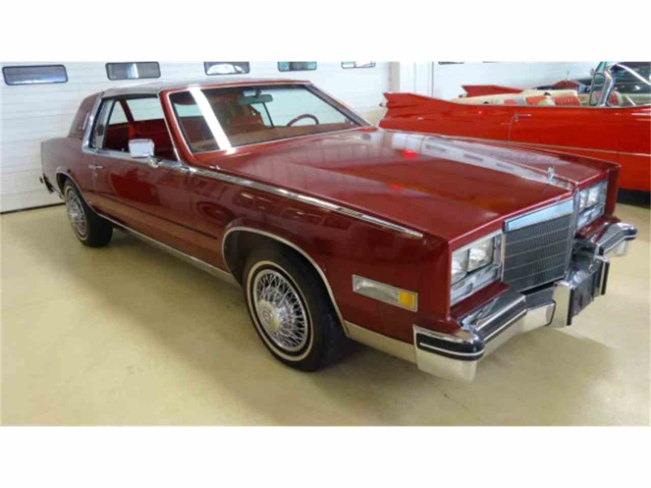 1985 Cadillac Eldorado Biarritz for Sale - CC-882239