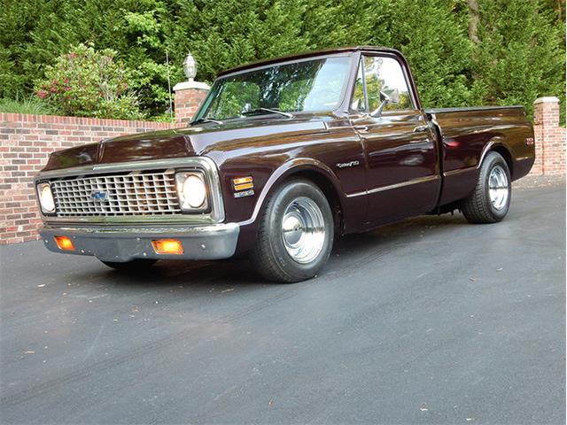 1972 Chevrolet C/K 10 | 882240