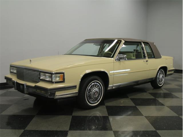 1987 Cadillac Coupe DeVille | 882249