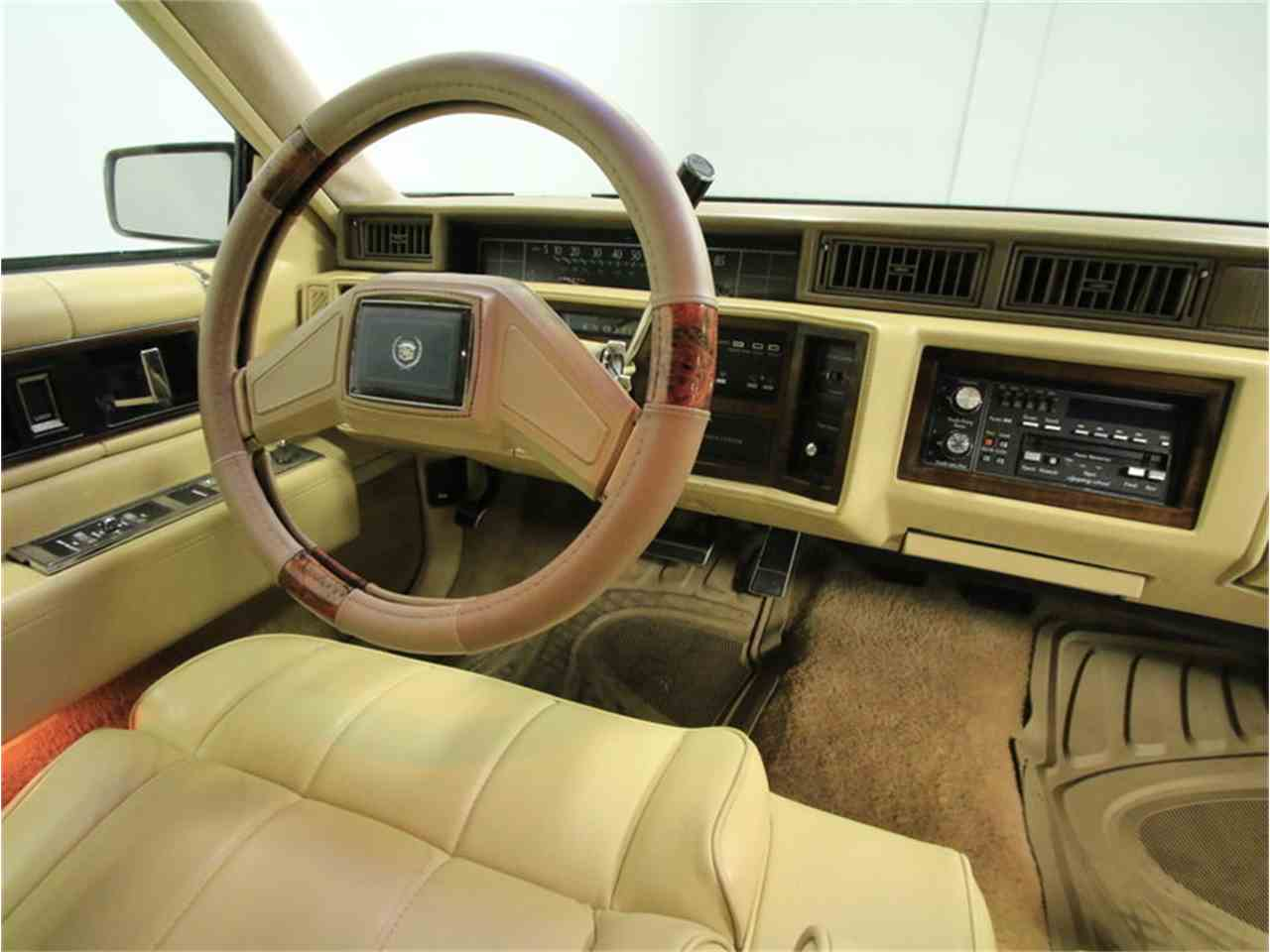 Large Picture of '87 Coupe DeVille - IWQX