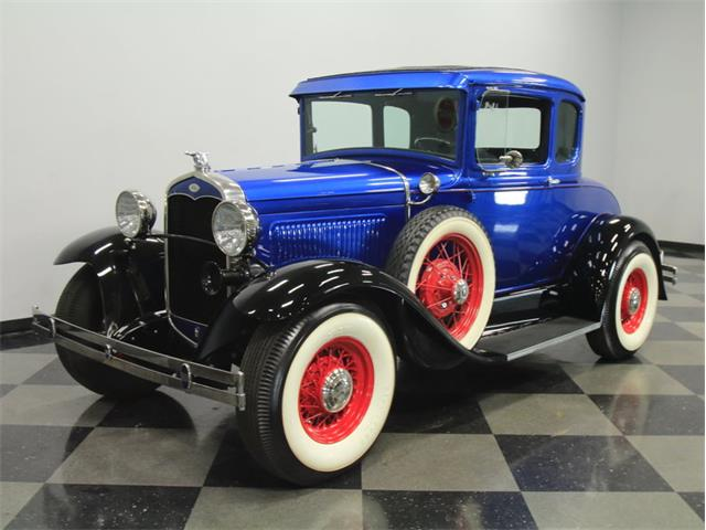 1931 Ford Model A | 882250