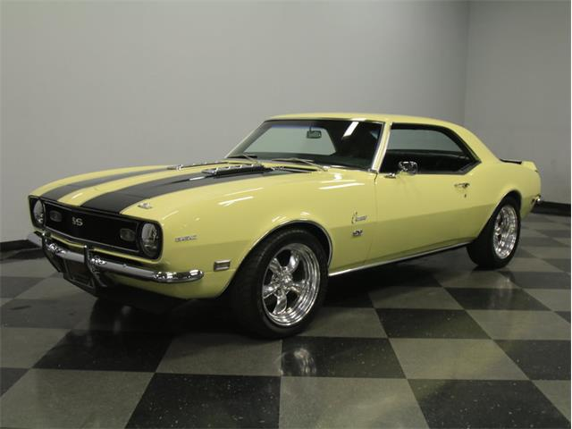 1968 Chevrolet Camaro Ss For Sale On Classiccars Com 40