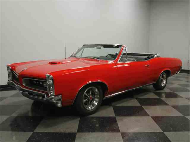 1966 Pontiac GTO | 882257