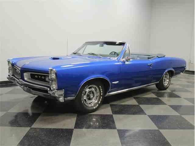 1966 Pontiac GTO | 882258