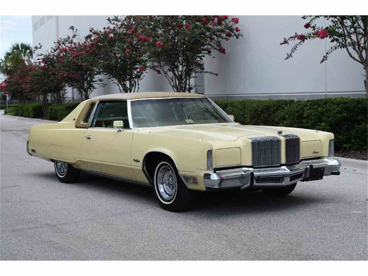 1978 chrysler new yorker for sale cc 882260. Black Bedroom Furniture Sets. Home Design Ideas