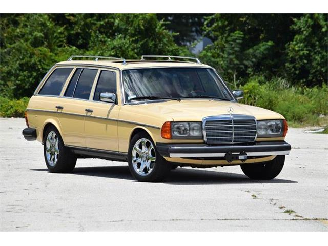 1982 Mercedes-Benz 300 | 882262