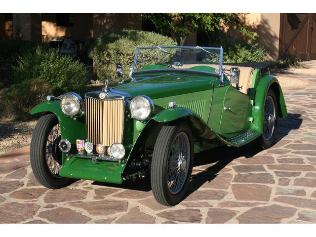 1937 MG TA | 882265