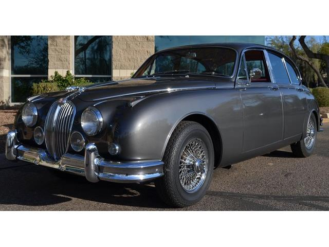 1966 Jaguar Mark II | 882271
