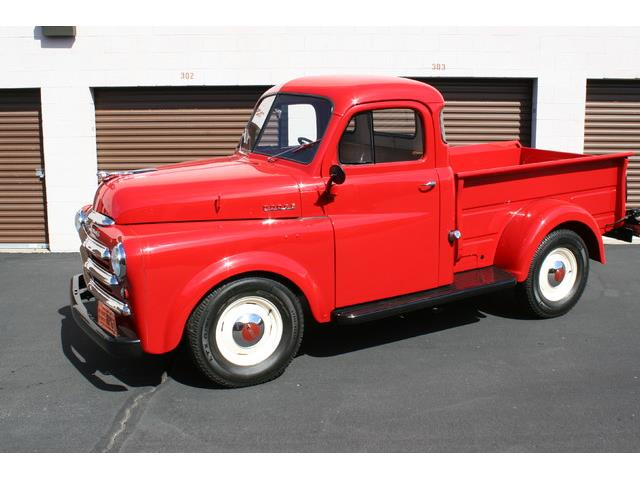 1949 Dodge 1/2 Ton Pickup | 882282