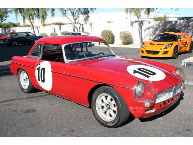 1963 MG B Race Car | 882289