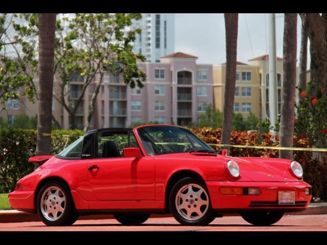 1990 Porsche 911Carrera 4 Targa 964 C4 | 882307