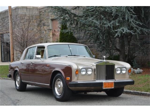1979 Rolls-Royce Silver Shadow II | 882311