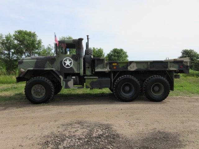 1987 America General Truck   882319