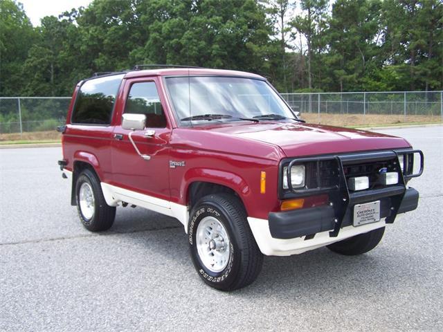 1988 Ford Bronco II | 882322