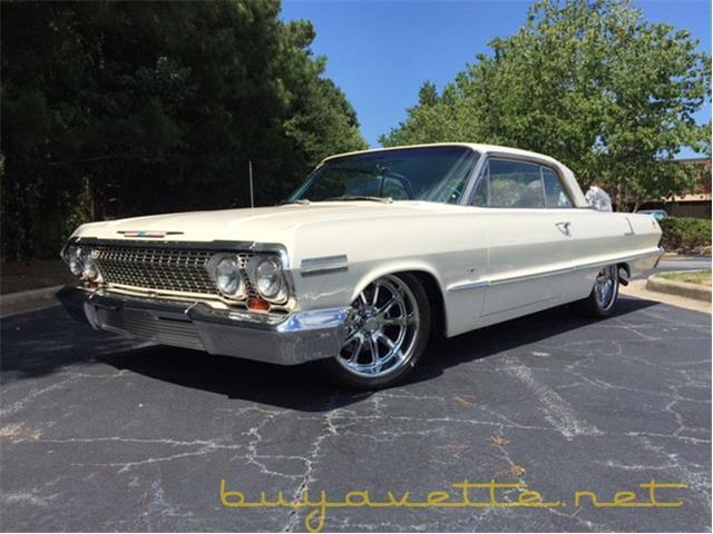 1963 Chevrolet Impala | 882324