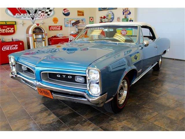 1966 Pontiac GTO | 882332