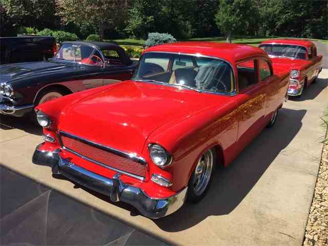 1955 CHEVROLET BEL AIR CUSTOM MOD | 882333