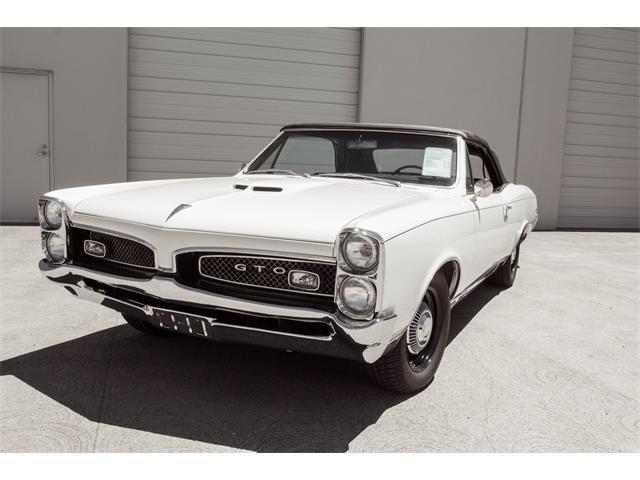 1967 Pontiac GTO | 882347
