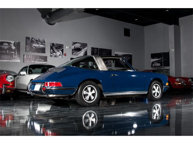 1971 Porsche 911E | 882350