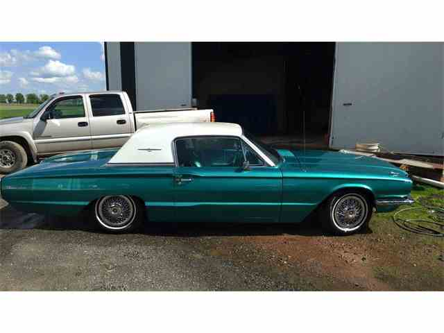 1966 Ford Thunderbird | 882352