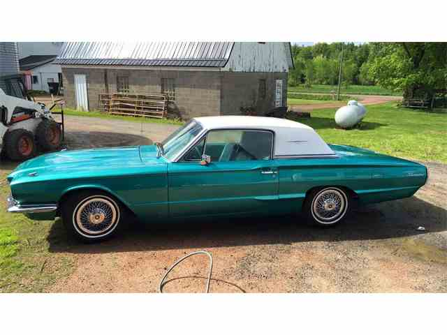 classic ford thunderbird for sale on 585 available. Black Bedroom Furniture Sets. Home Design Ideas