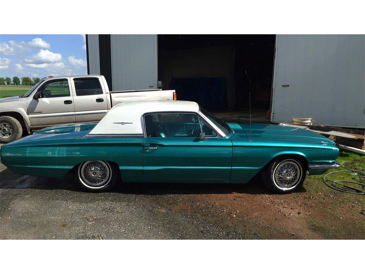 1966 ford thunderbird for sale cc 882352. Cars Review. Best American Auto & Cars Review