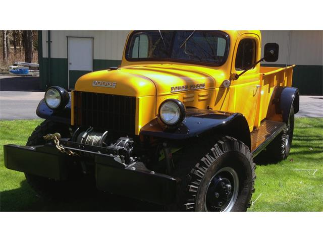 1947 Dodge Power Wagon | 880237