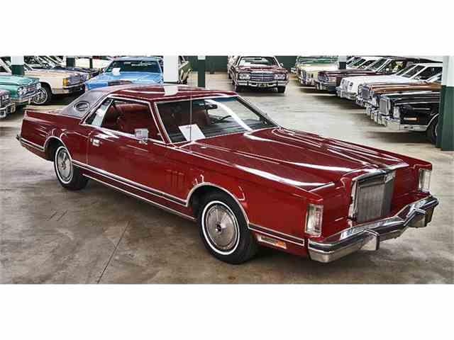 1979 Lincoln Continental Mark V | 882372