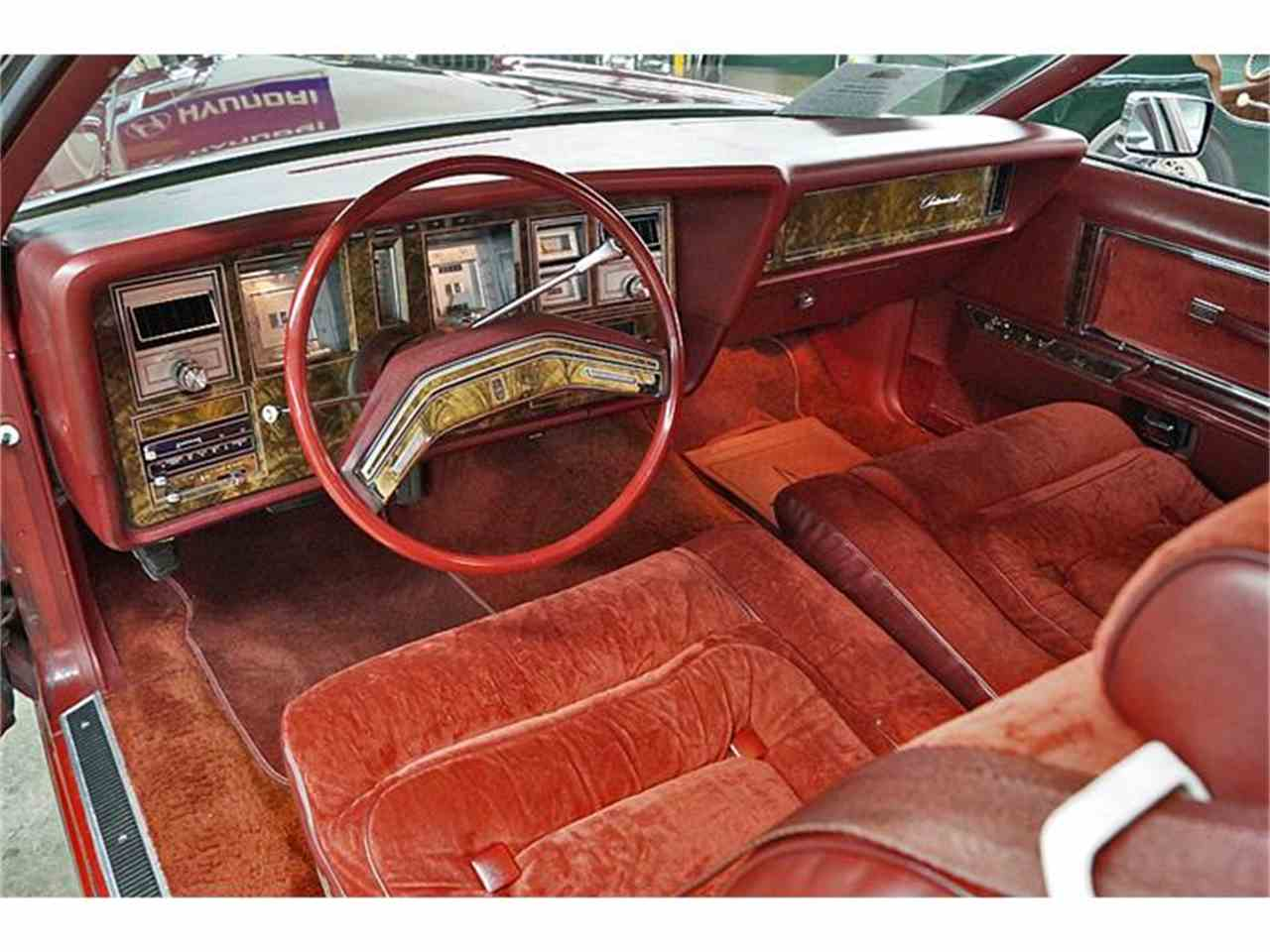 Large Picture of '79 Continental Mark V - IWUC