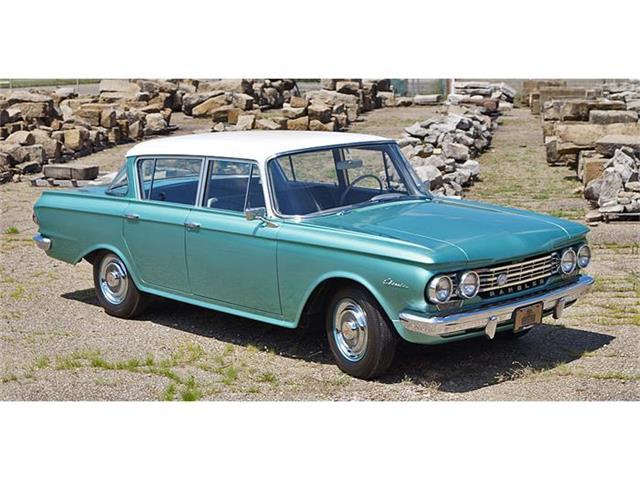 1962 AMC Rambler Classic | 882377
