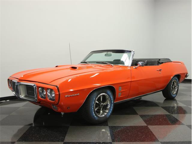 1969 Pontiac Firebird | 882379